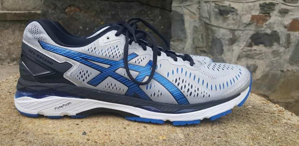 Asics Gel-Kayano 23 - Lateral Side