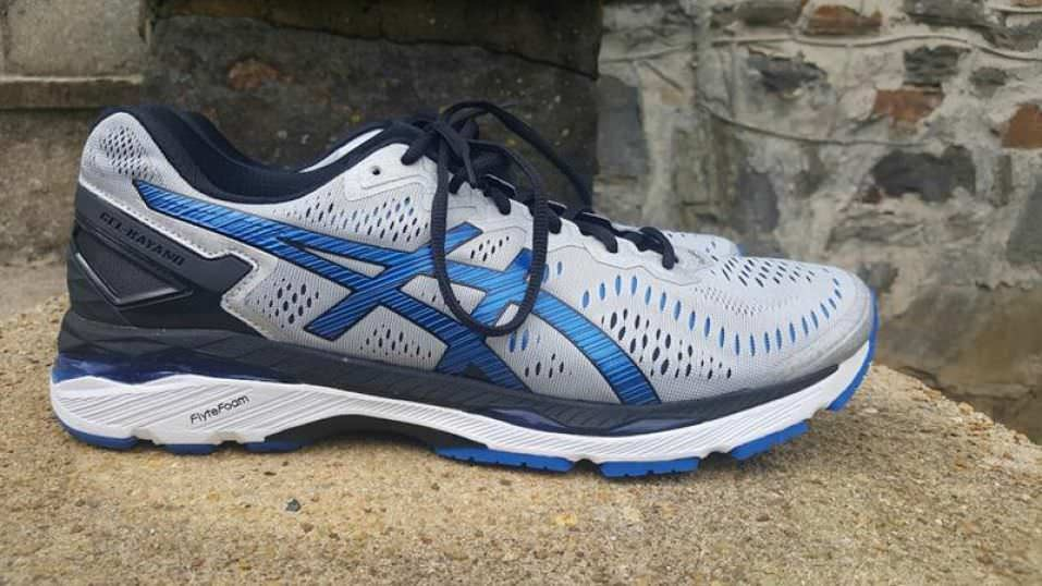 8fe6f75ab410f Asics Gel-Kayano 23 - Lateral Side