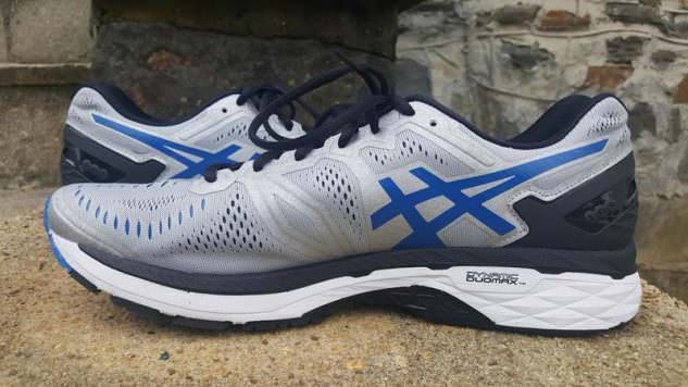 Asics Gel-Kayano 23 - Medial Side