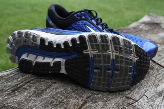 Brooks Ghost 9 - Sole
