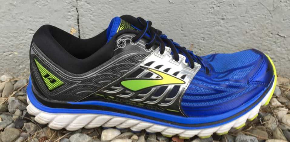 Brooks Glycerin 14 - Lateral Side