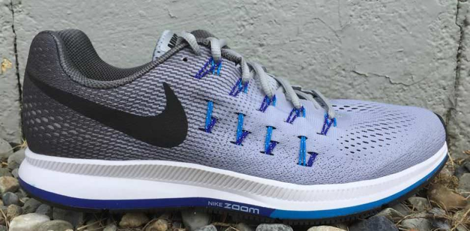Nike Air Zoom Pegasus 33 - Lateral Side