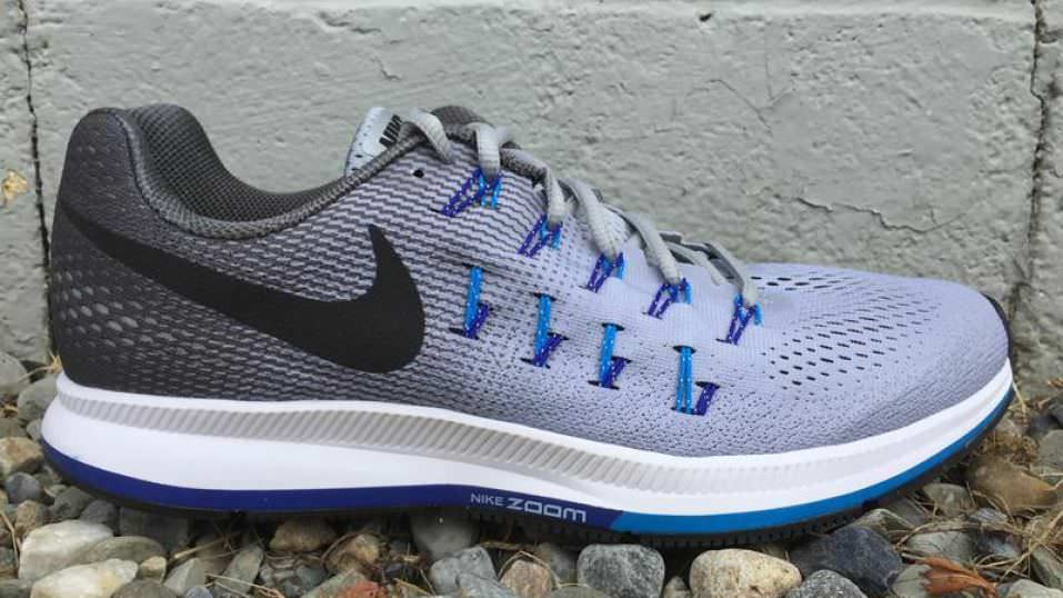 7908a812c57f9 Nike Air Zoom Pegasus 33 - Lateral Side