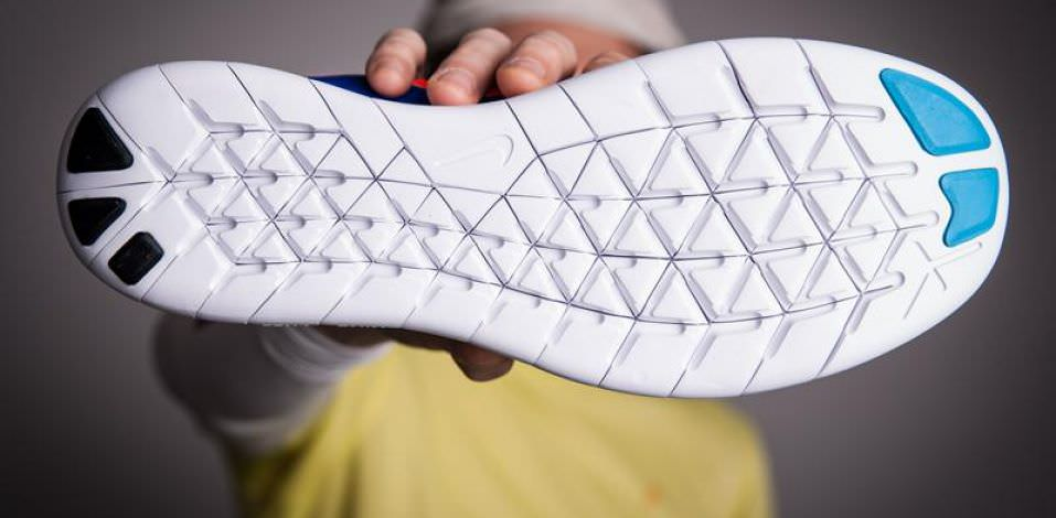 Nike Free RN - Sole
