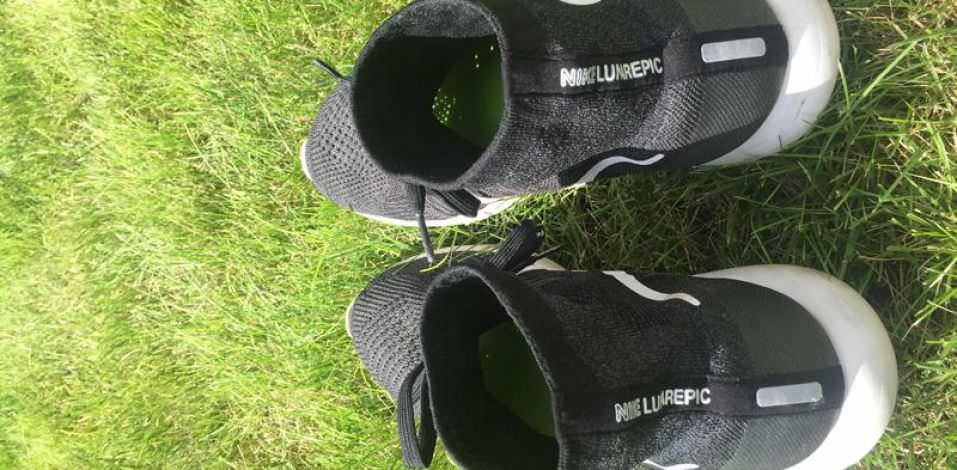 Nike LunarEpic Flyknit - Heel
