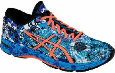 asics shoes range