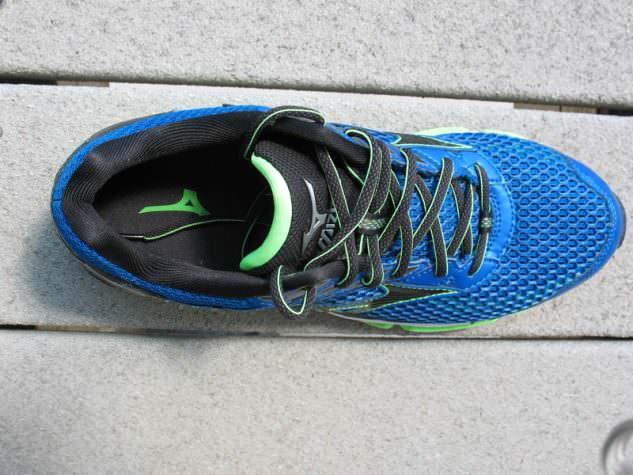 Mizuno Wave Enigma 6 - Top