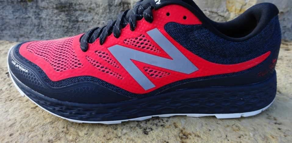 New Balance Fresh Foam Gobi - Lateral Side