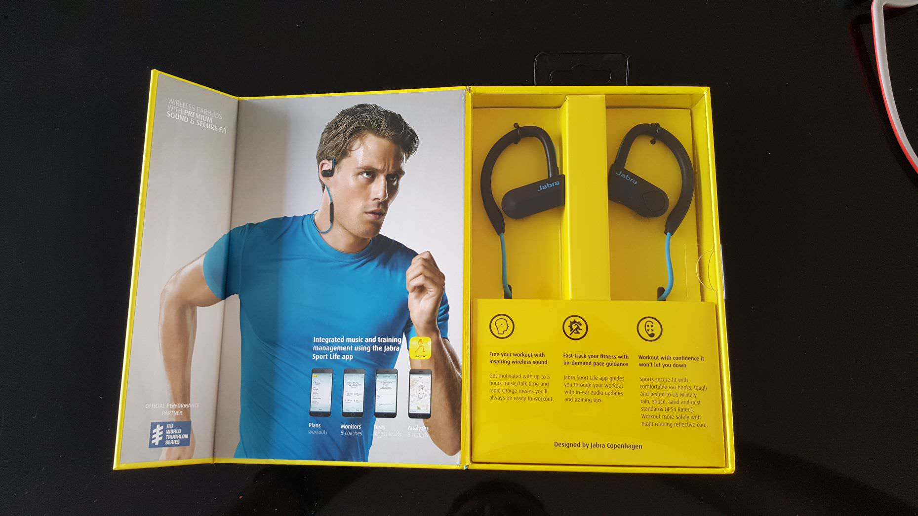 Jabra Sport Pace Wireless Earbuds For Runners Running Shoes Guru