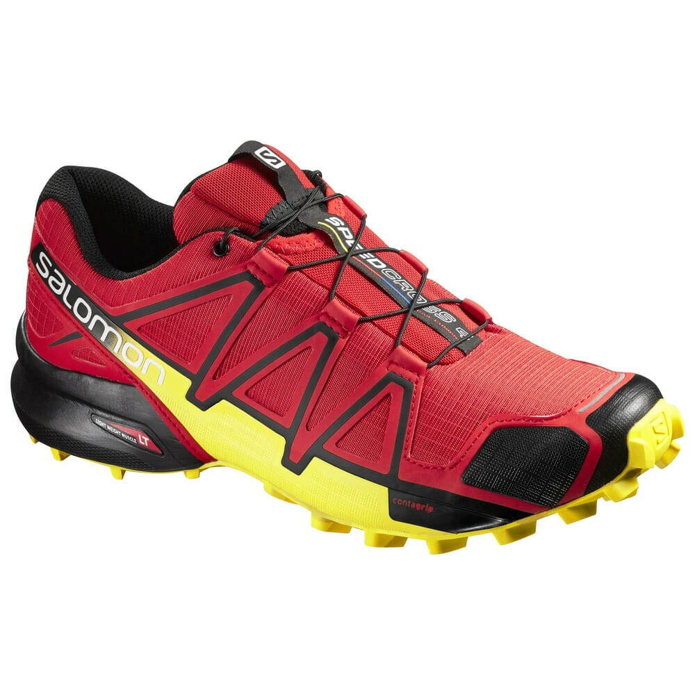 Salomon Speedcross 4 Overview