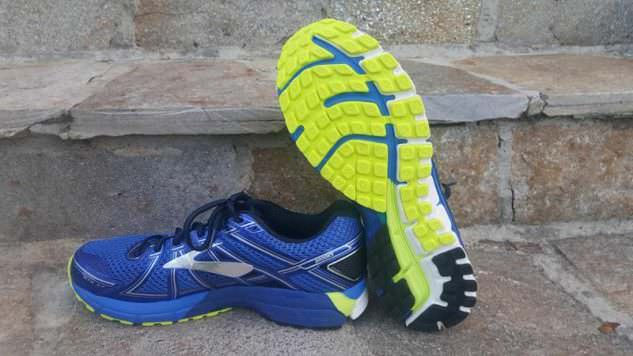 Brooks Adrenaline GTS 17 - Sole