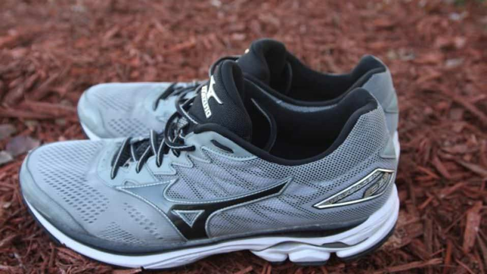Mizuno Wave Rider 20 - Lateral Side 9764041593