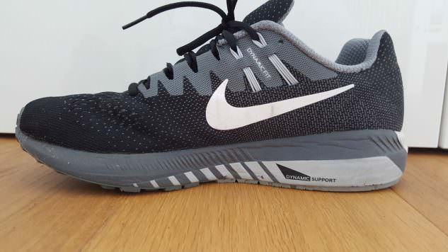 ceja Clasificación Coherente  Nike Zoom Structure 20 Review | Running Shoes Guru