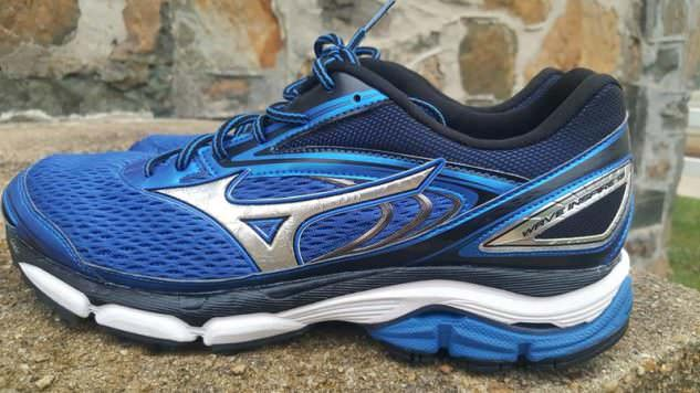 Mizuno Wave Inspire 13 - Medial Side