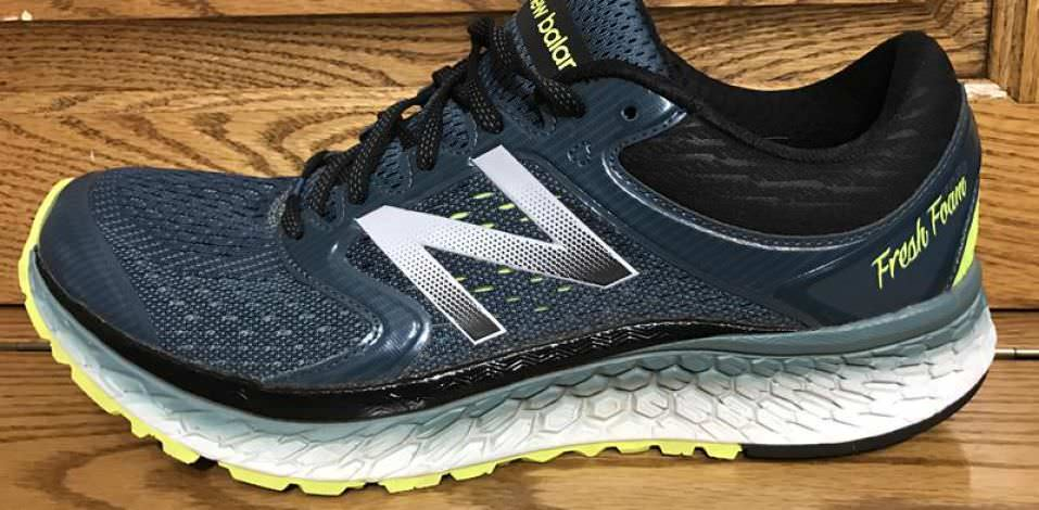 New Balance Fresh Foam 1080 v7 - Lateral Side