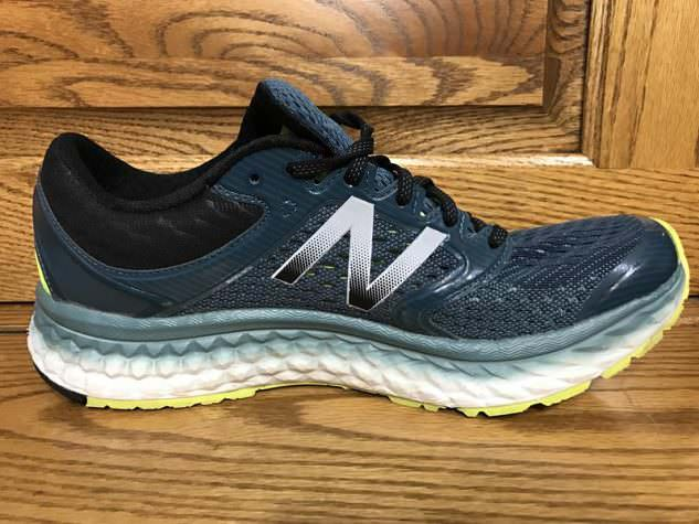 New Balance Fresh Foam 1080 v7 - Medial Side