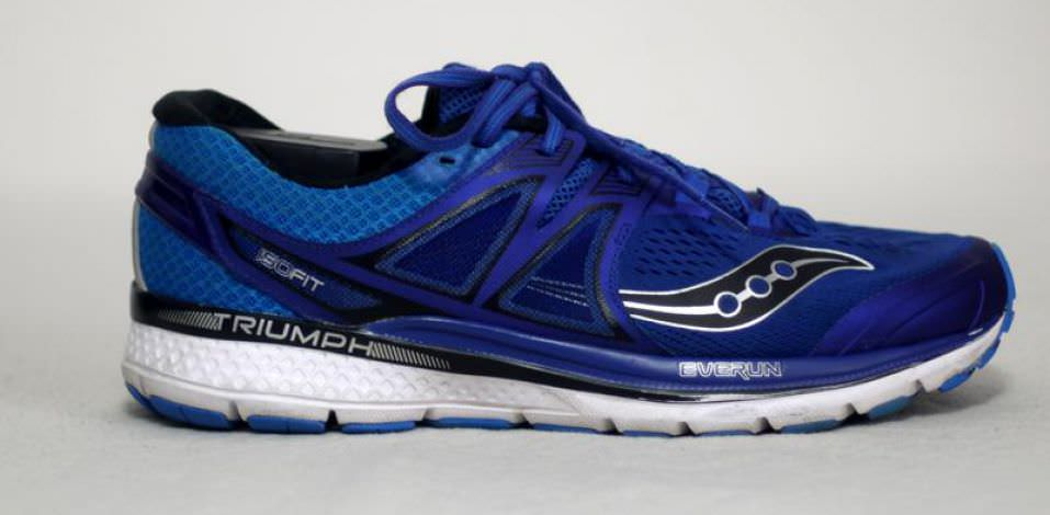 Saucony Triumph ISO 3 - Lateral Side