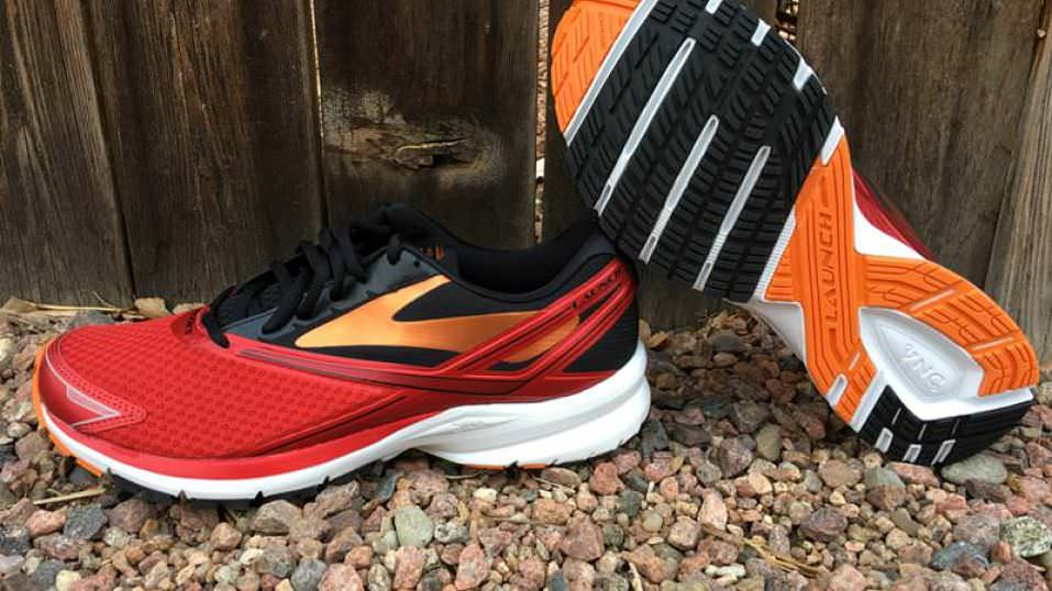 Brooks Launch 4 - Pair
