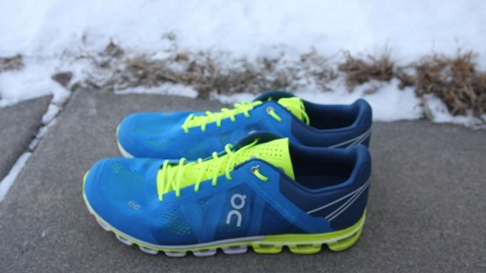 On Cloudflow Running Shoes Review