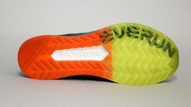 Saucony Freedom ISO - Sole