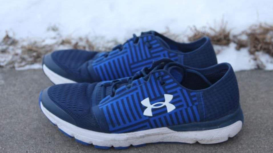 under armour gemini 3 kids shoes