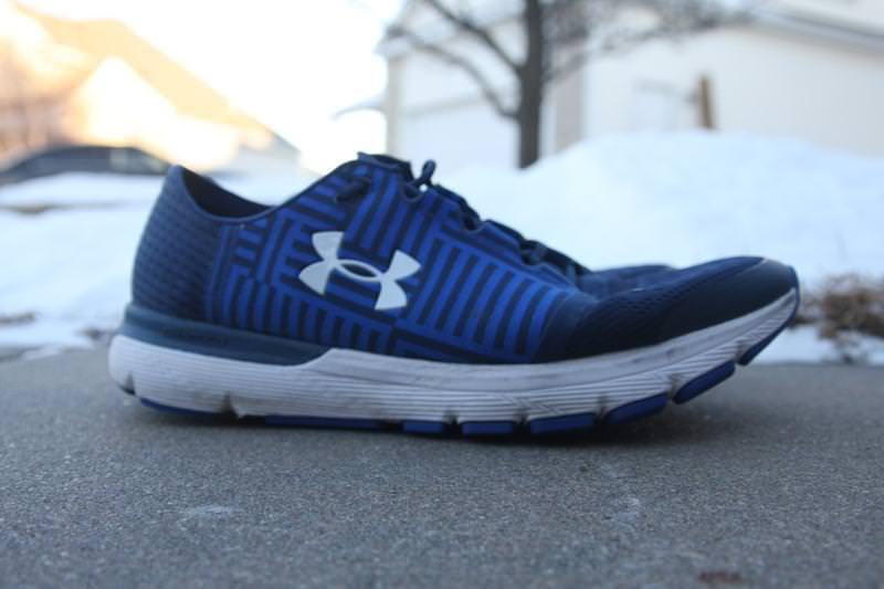 Zapatos Para Correr Bajo La Armadura Géminis Speedform 3 De Los Hombres lztSpmI0
