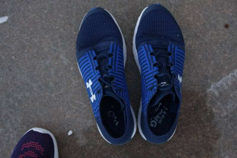 Zapatos Para Correr Bajo La Armadura Géminis Speedform 3 De Los Hombres XSwJM2