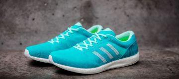 """Adidas launches """"sub2"""" marathon shoe."""
