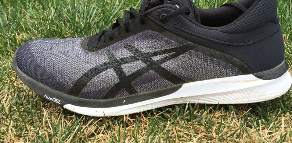 f65e10178307 Asics FuzeX™ Rush Review