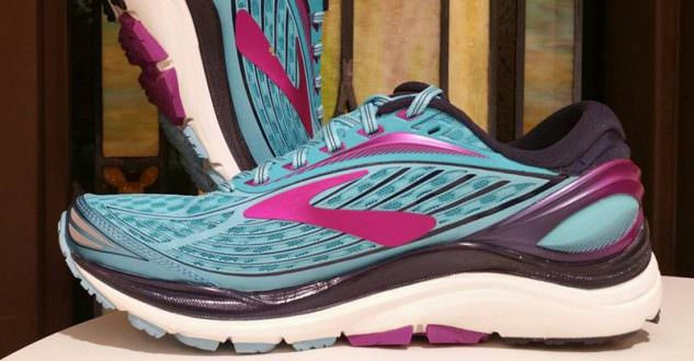 Brooks Transcend 4 - Lateral Side