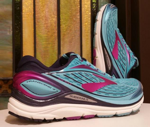 Brooks Transcend 4 - Medial Side
