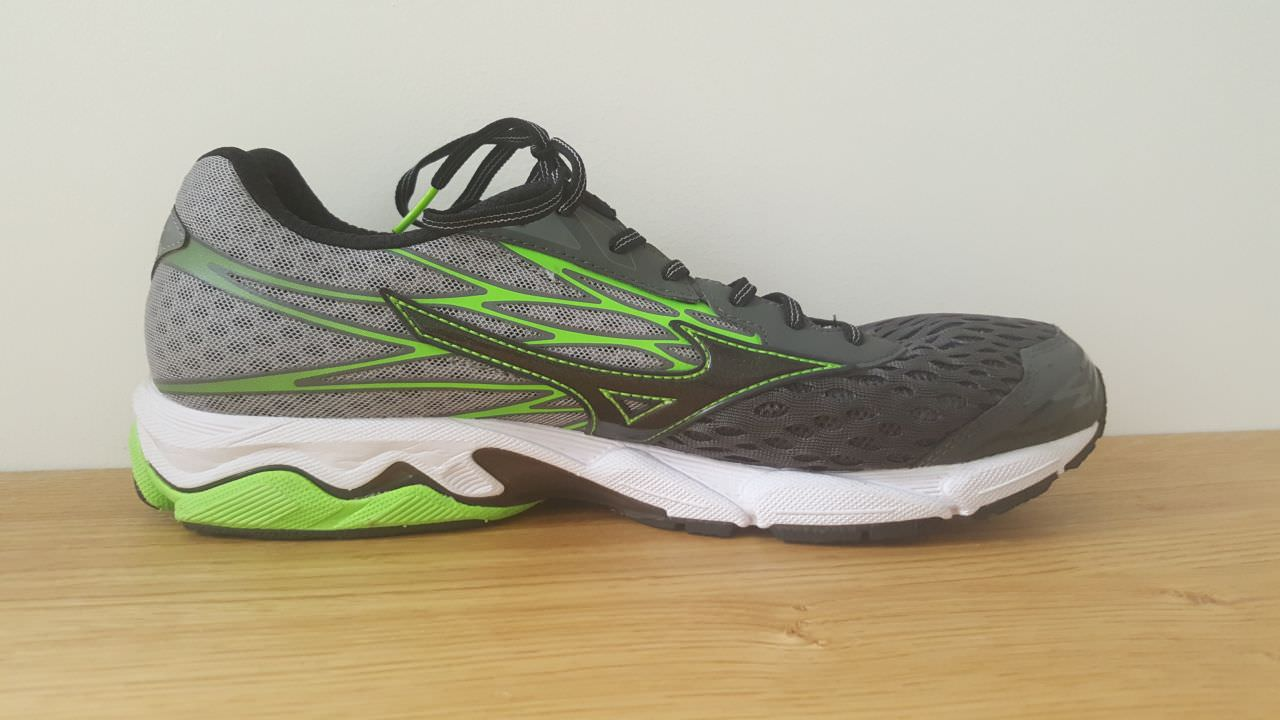 Mizuno Men S Wave Inspire  Running Shoe Review