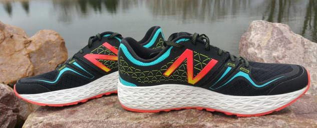 New Balance Fresh Foam Vongo - Medial Side