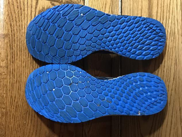 Fresh Foam Zante v3 - Sole