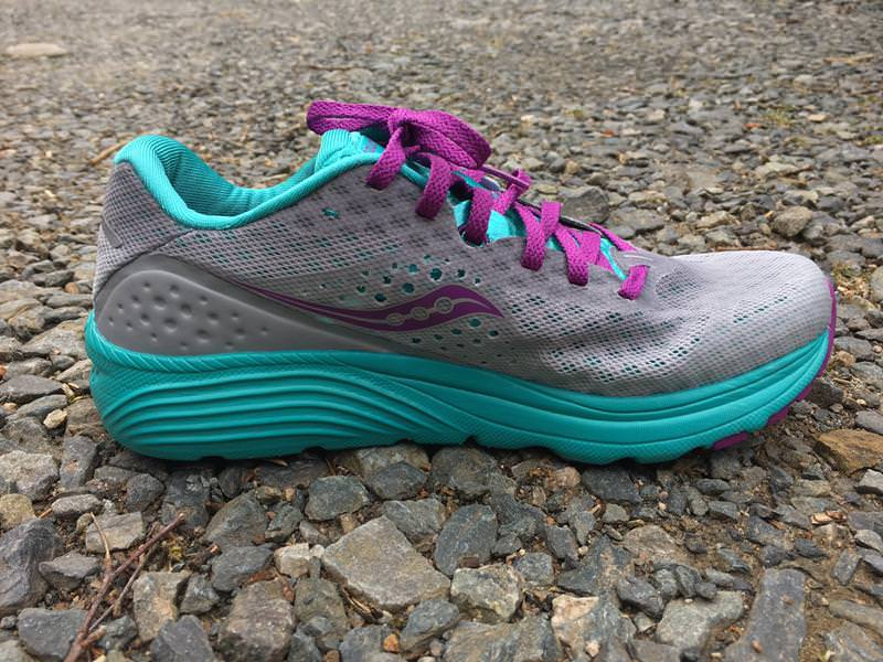 Saucony Kinvara 8 Test Review