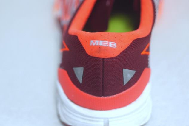 Skechers GOmeb Speed 4 - Heel