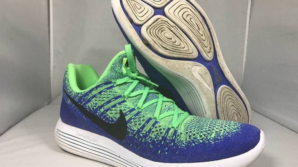 Nike LunarEpic Low Flyknit 2 - Pair