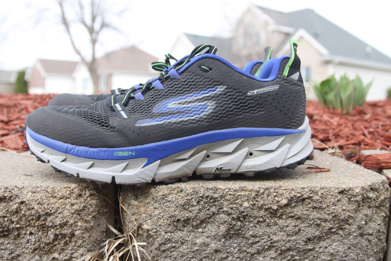 c3968ed08ad1 Skechers GOtrail Ultra 4 - Lateral Side