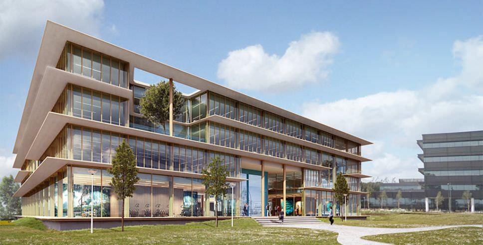 ASICS EMEA Unveils Design For New Headquarters
