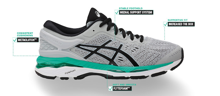 GEL-KAYANO 24 FEATURES 2