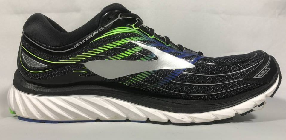 Brooks Glycerin 15 - Medial Side