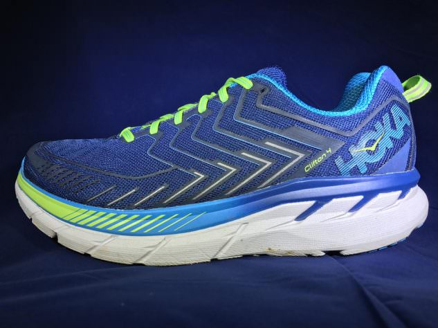 Hoka One One Clifton 4 - Lateral Side