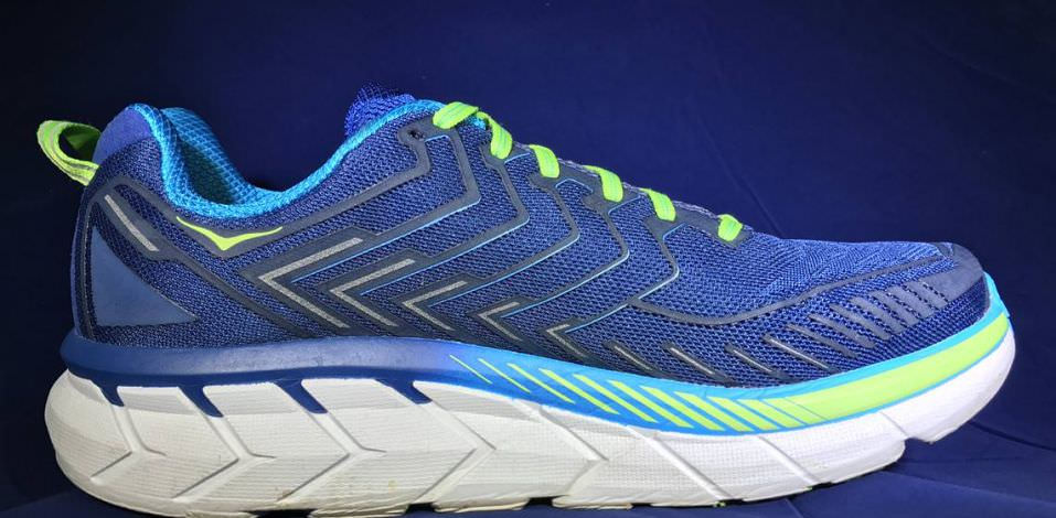 Hoka One One Clifton 4 - Medial Side