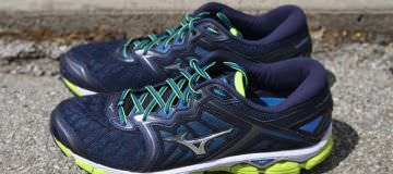 Mizuno Wave Sky Review