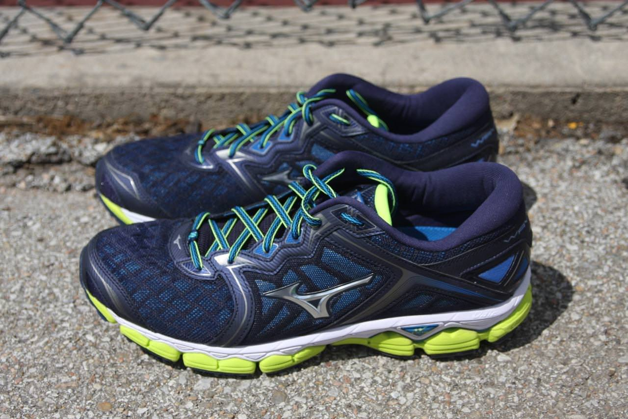 Mizuno Running Shoe Fit Guide