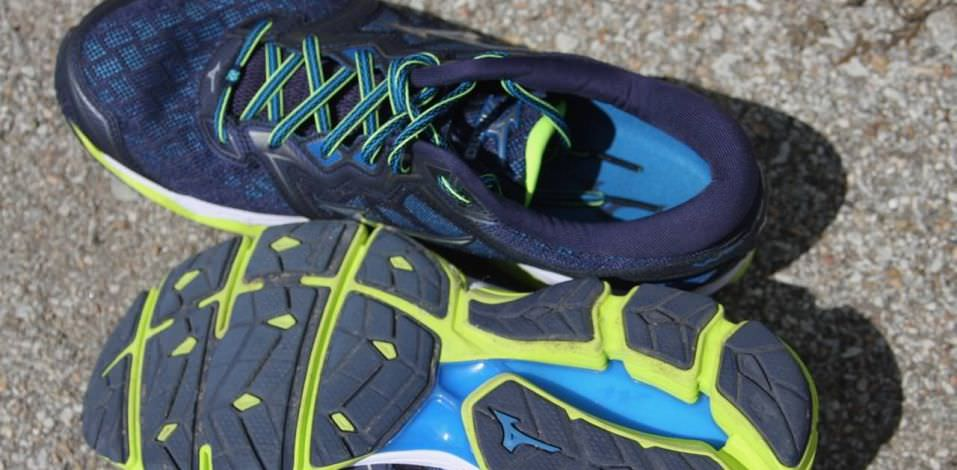 Mizuno Wave Sky - Pair