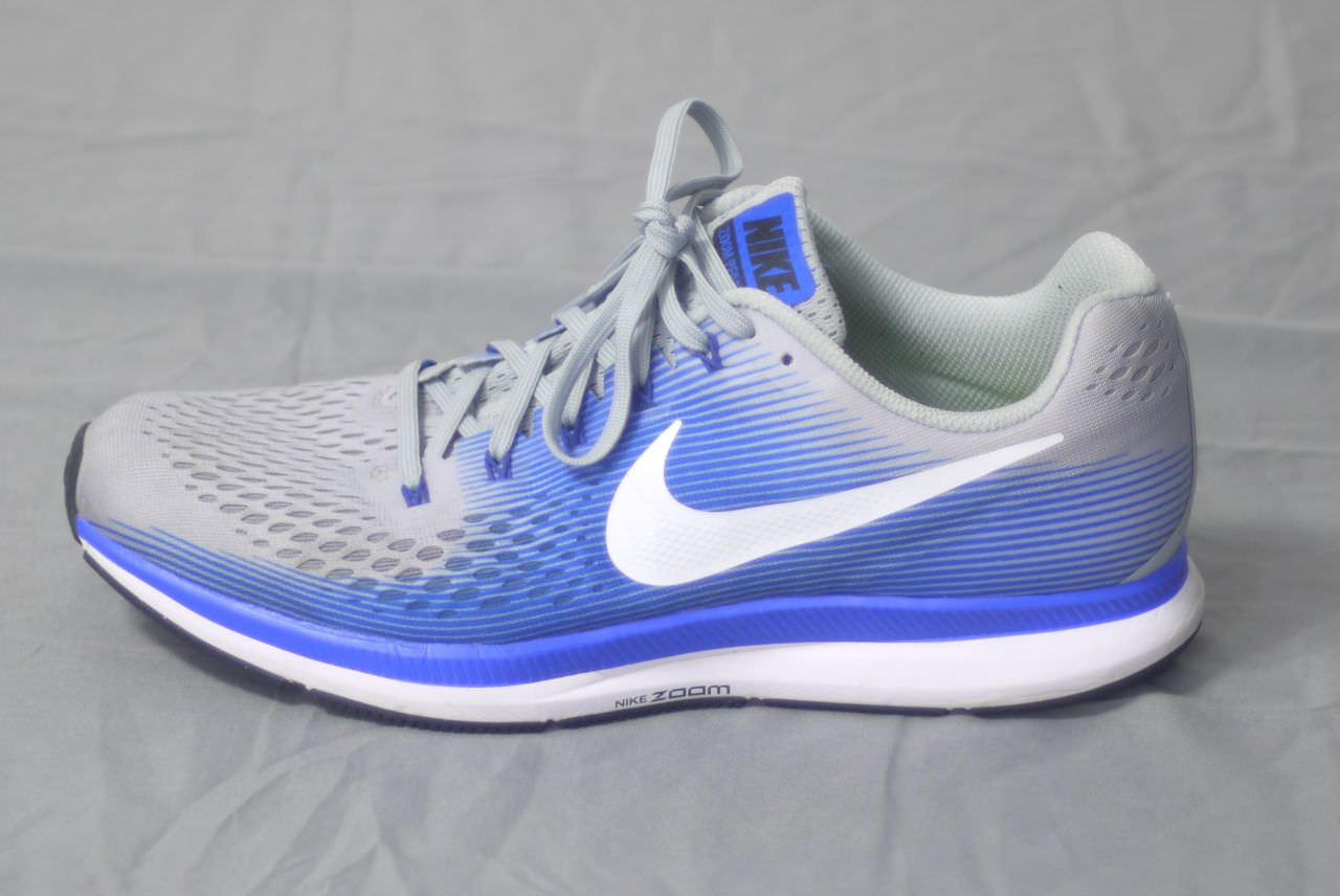 Air Zoom Pegasus 34 Trainers - Blue Nike Issrbg