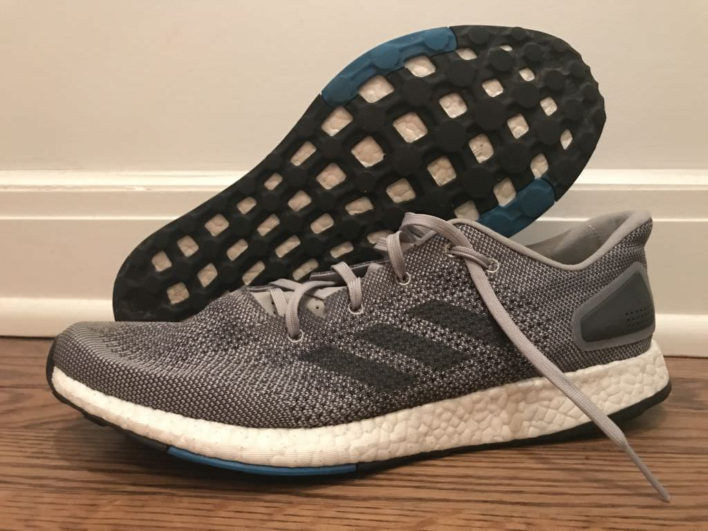 BEST BUDGET BOOST SHOE in 2018?! adidas PURE BOOST GO Review!