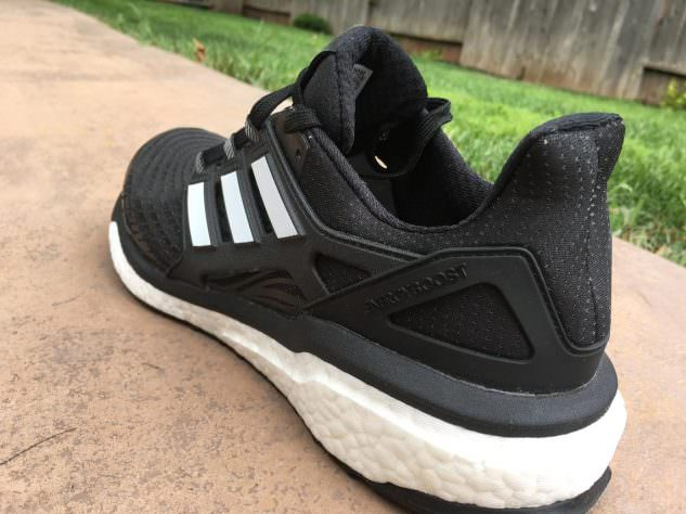 Adidas Energy Boost Heel+Lateral Side