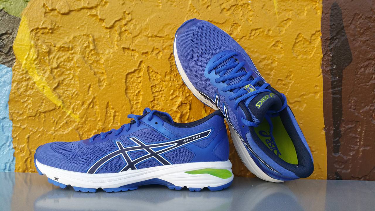asics gt 2000 damen test